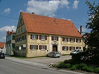 Oberroth Gasthof frühklassizistisch.JPG