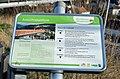 Observation deck, Kirchberg an der Pielach - information board.jpg