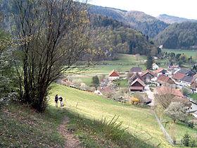 Ocourt, Jura in spring.JPG