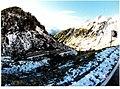October Grand Furka Pass Suisse - Landscape Photography 1988 Former Warstreet roman Empire - panoramio.jpg