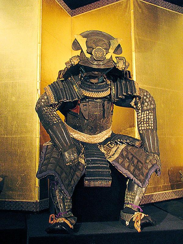 Oda Nobunaga armour