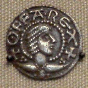 Offa of Mercia - Another coin of Offa