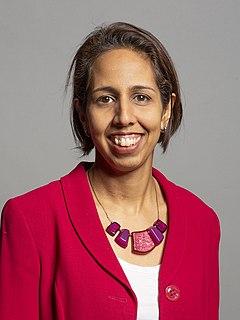 Munira Wilson British Liberal Democrat politician