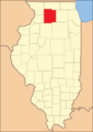 Ogle County between 1836 and 1839