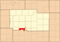 Ogle County Illinois Map Highlighting Grand Detour Township.png