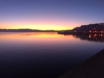 Ohrid Lake sunset.jpg