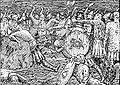 Olav den helliges saga - Kong Olavs fall - H. Egedius.jpg