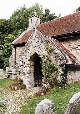 Old St Boniface, Bonchurch - geograph.org.uk - 1156313