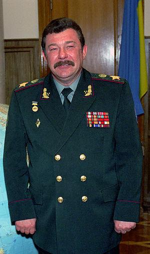 Oleksandr Kuzmuk - Image: Oleksandr Kuzmuk