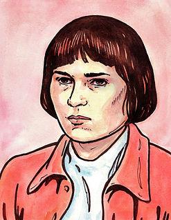 Olga Hepnarová Czechoslovakian mass murderer