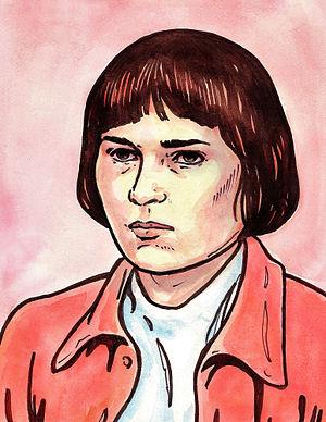 Olga Hepnarová - Image: Olga Hepnarova