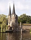 oostpoort delft, the netherlands 01