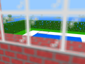 OpenGL Tutorial Glescraft-dof-middle.png
