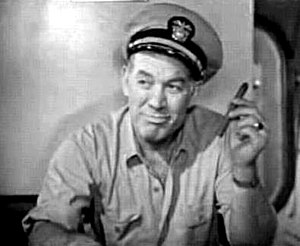 Ward Bond - in Operation Pacific (1951)