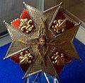 Order of Saints Equal to Apostles Cyril and Methodius star (Bulgaria 1920-1930) - Tallinn Museum of Orders.jpg