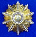 Order of the 23 August 1st class (Romania) - Tallinn Museum of Orders.jpg