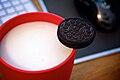 Oreo and milk (5393257477).jpg