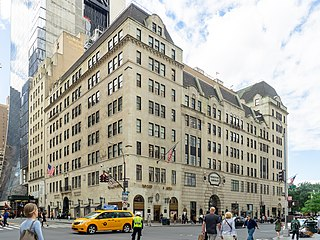 Bergdorf Goodman Department store in New York City, New York, United States