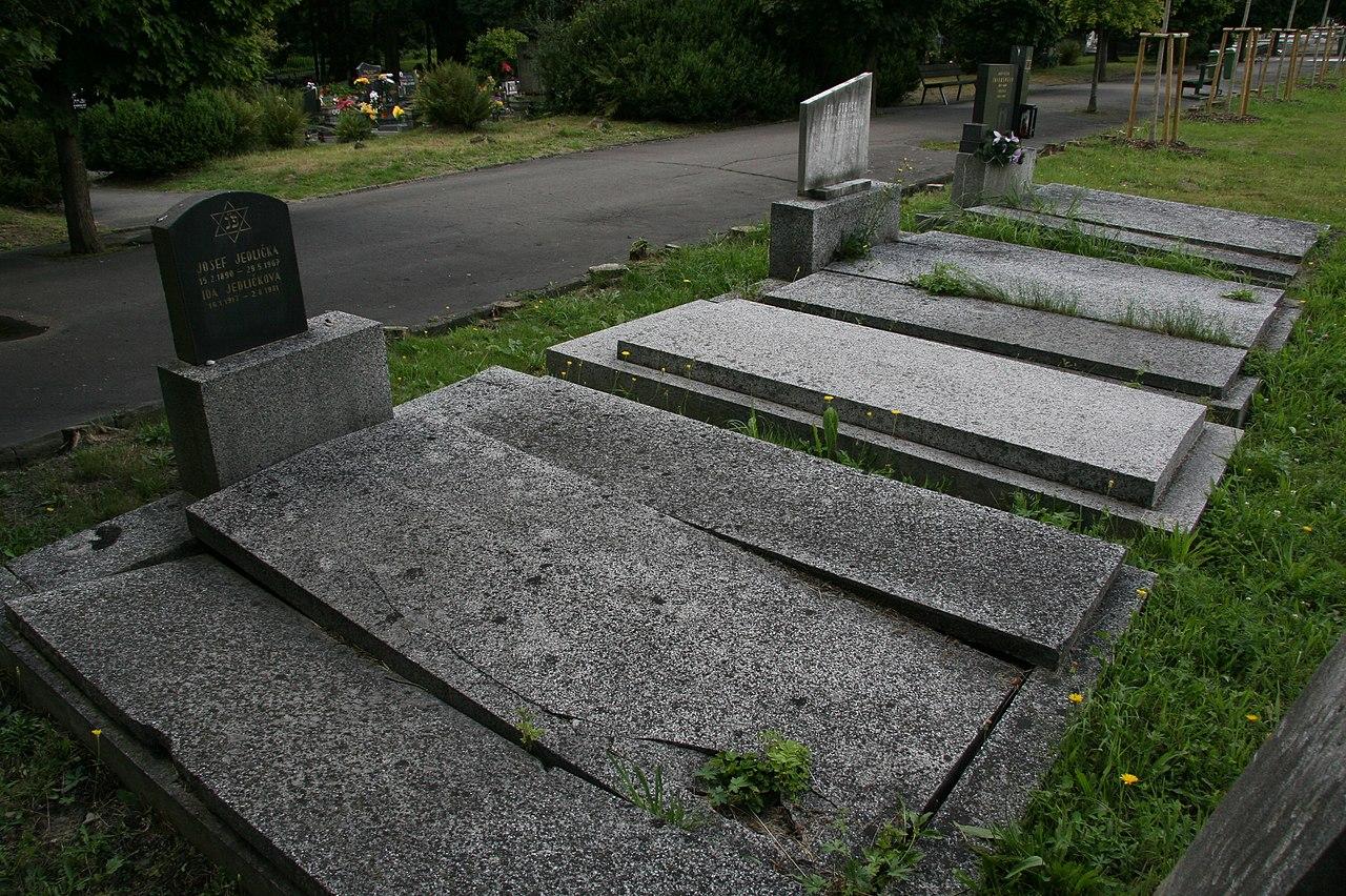 Orlová, židovský hřbitov (5).JPG