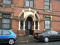Ornate entrance in Wadham Road - geograph.org.uk - 770708.jpg