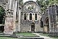 Orval - Abtei von Orval - Ruine - Neubau - Zisterzienserkloster - 07.jpg