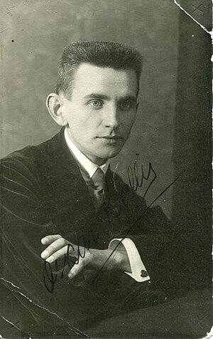 Oskar Kallis - Oskar Kallis c. 1913-1915