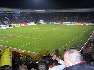 Ostseestadion - Interior in 2007