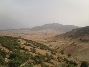 Hodna Mountains - Ouled Tebben