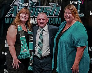 St. Louis Ambush (2013–) - Current Ambush Owners, 2016.
