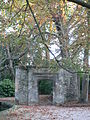 Oxford - Worcester College - garden gate.jpg