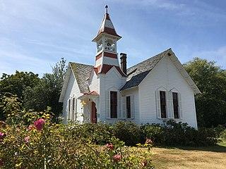 Oysterville, Washington Unincorporated community in Washington, United States