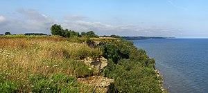Baltic Klint - The Baltic Klint in Ida-Viru County, Estonia.
