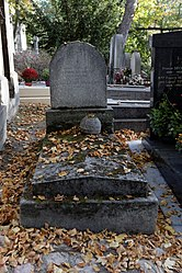 Tomb of Hallé