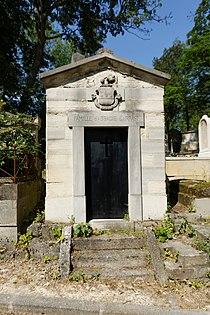 Père-Lachaise - Division 35 - Abbadie d'Arrast 01.jpg