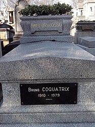 Tomb of Bruno Coquatrix