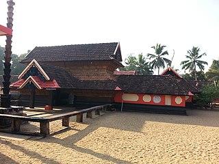 Parumala Valiya Panayannarkavu Devi Temple Hindu temple in Kerala, India