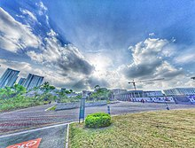 PANO of the original campus of SUSTech 01.jpg