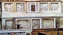 Cappella del Santissimo Crocifisso della Cattedrale Metropolitana della Santa Vergine Maria Assunta di Palermo.