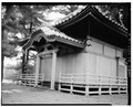 PERSPECTIVE VIEW OF TEA HOUSE FRONT - Kykuit, Japanese Tea House, 200 Lake Road, Pocantico Hills, Westchester County, NY HABS NY,60-POHI,1D-2.tif