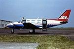 PH-BAA piper Navajo Business Air services CVT 04-07-79 (37307865574).jpg