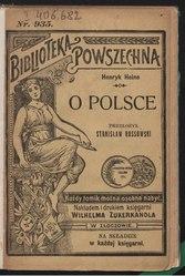 Heinrich Heine: O Polsce
