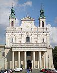 Brama Krakowska - Lublin