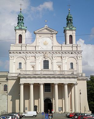 Roman Catholic Archdiocese of Lublin - Cathedral of St. John the Baptist, Lublin