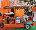 PM Modi takes a rickshaw ride (24783648676).jpg