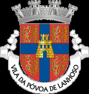 Póvoa de Lanhoso - Image: PVL