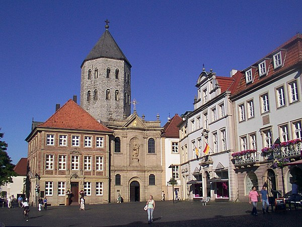 Paderborn Stad Wikiwand
