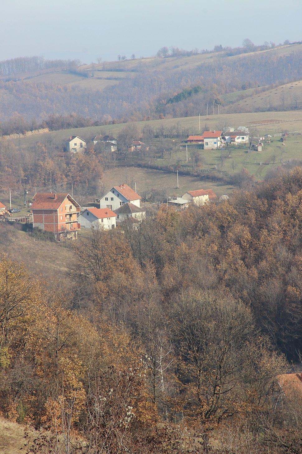 Paklje - opština Valjevo - zapadna Srbija - panorama 9