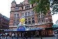 Palace theatre spamalot.JPG