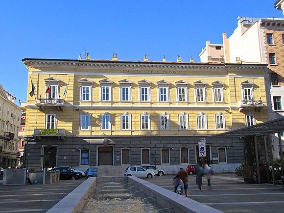 Provincia Trieste Wikiwand