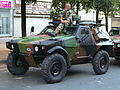 Panhard VBL (Vèhicule Blindé Legér), French army licence registration '6054 0117' pic1.JPG